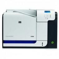 Imprimanta Laser Color HP LaserJet CP3525DN, 30 ppm, 1200 x 600 dpi, Duplex, USB, Retea, Cartus Magenta Low
