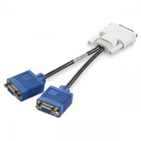 Adaptor cablu video DMS 59 la 2 x VGA