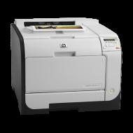 Imprimanta Laser Color HP LaserJet Pro 400 M451dn, A4, 21 ppm, Duplex, Retea, USB