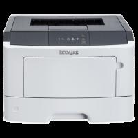 Imprimanta Laser Monocrom Lexmark MS310dn, Duplex, A4, 35ppm, 1200 x 1200 dpi, Retea, USB, Paralel