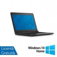 Laptop DELL Latitude 3350, Intel Core i5-5200U 2.20GHz, 16GB DDR3, 120GB SSD, Wireless, Bluetooth, Webcam, 13.3 Inch + Windows 10 Home