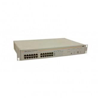 Switch Allied Telesyn AT-8324SX, 24 porturi Fast Ethernet