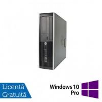Calculator HP Compaq Elite 8300 SFF, Intel Core i5-3570 3.40GHz, 8GB DDR3, 120GB SSD, DVD-RW + Windows 10 Pro