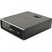 Calculator HP 6300 SFF, Intel Core i7-3770 3.40GHz, 4GB DDR3, 250GB SATA, DVD-ROM
