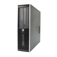 Calculator HP Compaq Elite 8300 SFF, Intel Core i5-3470s 2.90GHz, 8GB DDR3, 320GB SATA, DVD-RW