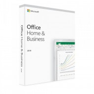 Licenta retail Microsoft Office 2019 Home and Business 32-bit/x64 Romanian