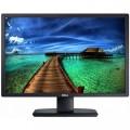 Monitor LED Dell P2412M, 24 Inch LED IPS, 1920 x 1200, VGA, DVI, Display Port, USB