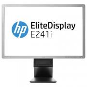 Monitor HP EliteDisplay E241i, 24 Inch Full HD IPS LED, VGA, DVI, USB, Grad A-