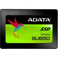 SSD ADATA Ultimate SU650, 120GB, 3D TLC NAND, 2.5 inch, SATA-III, ASU650SS-120GT-C