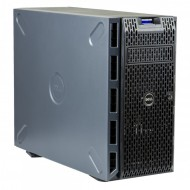 Server Dell PowerEdge T430 Tower, 2x Intel Hexa Core Xeon E5-2620 V3 2.4 GHz-3.2GHz, 32GB DDR4 ECC Reg, 2x 4TB SATA, Raid Controller H730, idrac 8, 2x LAN Gigabit, 2x Surse HOT SWAP