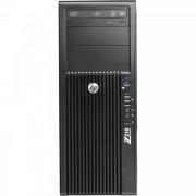 Workstation HP Z210, Intel Xeon Quad core E3-1225 3.10-3.40GHz, 8GB DDR3, 500GB HDD, nVidia Quadro 2000/1GB, DVD-ROM