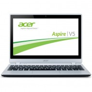 Laptop Acer Aspire V5-122P, AMD A4-1250 1.00GHz, 4GB DDR3, 320GB SATA, Webcam, Touchscreen, 11.6 Inch