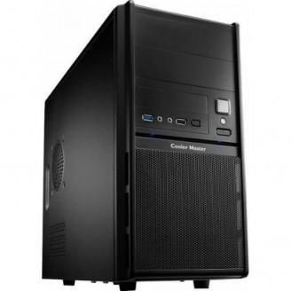 Calculator Cooler Master Tower, Intel Core i5-4460S 2.90GHz, 8GB DDR3, 120GB SSD + 500GB HDD, DVD-RW