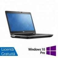 Laptop DELL Latitude E6440, Intel Core i5-4310M 2.70GHz, 8GB DDR3, 120GB SSD, DVD-RW, 14 Inch Full HD, Fara Webcam + Windows 10 Pro