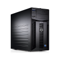 Server Dell PowerEdge T310 Tower, Intel Core i3-540 3.06GHz, 8GB DDR3-ECC, Hard Disk 2 x 2TB SATA, Raid Perc H200, Idrac 6 Enterprise, 2 PSU Hot Swap