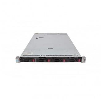 Server HP ProLiant DL360 G9 1U 2 x Intel Xeon Hexa Core E5-2620 V3 2.40GHz - 3.20GHz, 64GB DDR4 ECC Reg, 2 x 3TB HDD SAS/7.2k, Raid HP P440ar/2GB, 2port 10Gb/40Gb 544FLR-QSFP + 4 x Gigabit, iLO 4 Advanced, 2xSurse HS
