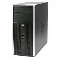 Calculator HP Compaq 6200 Pro Tower, Intel Core i3-2100 3.10GHz, 4GB DDR3, 500GB SATA, DVD-RW