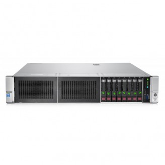 Server HP ProLiant DL380 G9 2U, 2x CPU Intel Hexa Core Xeon E5-2620 V3 2.40GHz - 3.20GHz, 256GB RAM, 4 X 480GB SSD + 4 x 1.2TB HDD SAS/10k, Raid P440ar/2GB, iLO4 Advanced, 2 x Surse