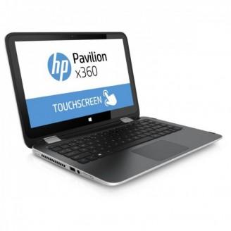 Laptop HP Pavilion x360, Intel Core i3-4030U 1.90GHz, 4GB DDR3, 500GB SATA, TouchScreen, Webcam, 13.3 Inch, Grad B