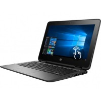 Laptop HP ProBook x360 11 G1, Intel Celeron N3350 1.10GHz, 4GB DDR3, 120GB SSD, TouchScreen, Webcam, 11 Inch, Grad A-