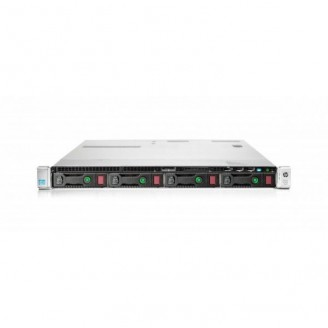Server HP ProLiant DL360P G8, 1U, 2x Intel Hexa Core Xeon E5-2620 2.00GHz - 2.50GHz, 16GB DDR3 ECC Reg, 4 x HDD 1TB SATA, Raid P420i/1GB, 2 X 10Gb SFP+, iLO 4 Advanced, 2x Surse 750W
