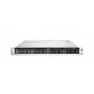 Server HP ProLiant DL360P G8, 1U, 2x Intel Deca Core Xeon E5-2660 V2 2.20GHz - 3.00GHz, 16GB DDR3 ECC Reg, 4 x HDD 3TB SAS, Raid P420i/1GB, 2 X 10Gb SFP+, iLO 4 Advanced, 2x Surse 750W