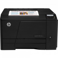 Imprimanta Laser Color HP LaserJet Pro 200 M251NW, 21 ppm, Retea, USB, Wireless