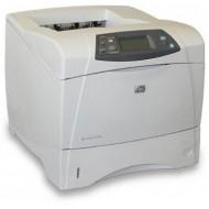 Imprimanta Laser Monocrom HP LaserJet 4200DN, Duplex, 35ppm, 1200 x 1200, Paralel, Retea