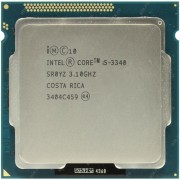 Procesor Intel Core i5-3340 3.10GHz, 6MB Cache, Socket 1155