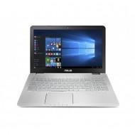 Laptop ASUS ASUS N551J, Intel Core i7-4710HQ 2.50GHz, 8GB DDR3, 240GB SSD, NVIDIA GeForce GTX850M 4GB DDR3, DVD-RW, 15.6 Inch Full HD, Tastatura Numerica, Webcam
