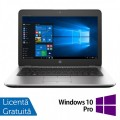 Laptop Hp EliteBook 820 G3, Intel Core i5-6200U 2.30GHz, 8GB DDR4, 240GB SSD, 12.5 Inch + Windows 10 Pro