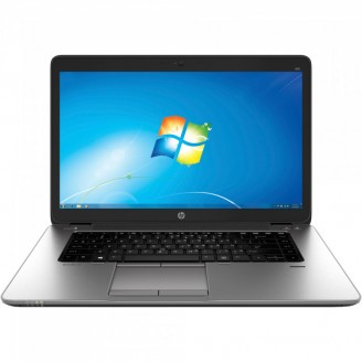 Laptop HP EliteBook 850 G1, Intel Core i5-4300U 1.90GHz, 4GB DDR3, 120GB SSD, 15.6 Inch, Webcam, Grad B (0288)