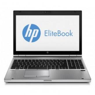 Laptop HP EliteBook 8570p, Intel Core i5-3360M 2.80GHz, 4GB DDR3, 320GB SATA, DVD-RW, 15.6 Inch, Webcam, Tastatura Numerica, Baterie consumata