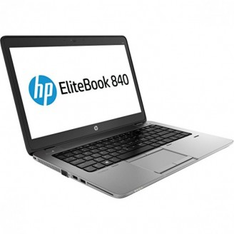 Laptop HP EliteBook 840 G1, Intel Core i5-4200U 1.60GHz, 4GB DDR3, 120GB SSD, Webcam, 14 Inch, Grad A-