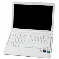 Laptop LENOVO IdeaPad S12, Intel Atom N270 1.60GHz, 1GB DDR2, 160GB HDD, 12.1 Inch, Webcam