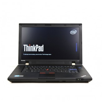 Laptop Lenovo ThinkPad L520, Intel Core i3-2350M 2.30GHz, 4GB DDR3, 120GB SSD, DVD-RW, 15.6 Inch, Webcam, Grad A-