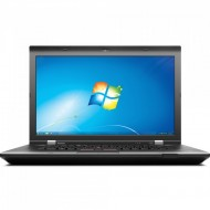 Laptop LENOVO ThinkPad L530, Intel Core i3-3120M 2.50GHz, 4GB DDR3, 120GB SSD, DVD-RW, 15.6 Inch, Webcam, Grad B
