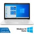 Laptop Nou HP 17-BY3053cl, Intel Core i5 Gen 10 i5-1035G1 1.00-3.60GHz, 12GB DDR4, 1TB SATA, DVD-RW, 17.3 Inch IPS Full HD, Webcam, Tastatura Numerica Iluminata + Windows 10 Home