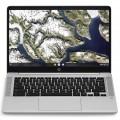 Laptop Nou HP ChromeBook 14A-NA0031, Intel Pentium Silver N5000 1.10-2.70GHz, 4GB DDR4, 64GB eMMC, 14 Inch, Webcam, Chrome OS