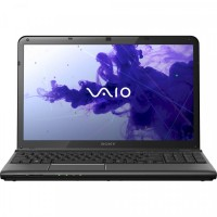 Laptop Sony Vaio SVE151E11M, Intel Core i5-3210M 2.50GHz, 8GB DDR3, 500GB SATA, Radeon HD7550M, Blu-Ray, 15.6 Inch, Tastatura Numerica, Webcam, Grad B