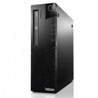 Calculator Lenovo Thinkcentre M93p SFF, Intel Core i3-4130 3.40GHz, 8GB DDR3, 120GB SSD, DVD-RW