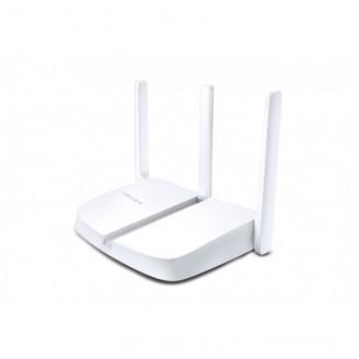 ROUTER MERCUSYS MW305R Wireless, 300Mbps, 4 porturi 10/100Mbps, 3 x  Antene externe
