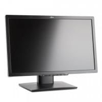 Monitor Fujitsu Siemens B24T-7, 24 Inch Full HD LED, DVI, VGA, Display Port, USB, Fara picior