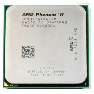 Procesor AMD Phenom II x4 B97 3.20GHz, Socket AM2+/AM3, 6 MB Cache