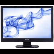 Monitor PHILIPS 226V, 22 Inch LCD, 1920 x 1080, VGA, DVI