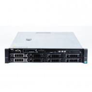 Server DELL PowerEdge R510, Rackabil 2U, 2x Intel Hexa Core Xeon X5650 2.66GHz - 3.06GHz, 16GB DDR3 ECC Reg, 4x 146GB HDD SAS/15K, Raid Controller SAS/SATA DELL Perc H700/512MB, iDRAC 6 Enterprise, 2x Sursa HS