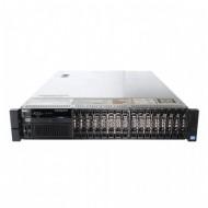 Server Dell PowerEdge R720, 2x Intel Xeon Hexa Core E5-2640 2.50GHz - 3.00GHz, 128GB DDR3 ECC, 2 x 900GB HDD SAS/10K + 6 x 1.2TB SAS/10k, Raid Perc H710 mini, Idrac 7, 2 surse HS