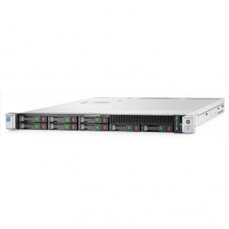 Server HP ProLiant DL360 G9 1U 2 x Intel Xeon Octa Core E5-2630L V3 1.80 - 2.90GHz, 96GB DDR4 ECC Reg, 2 x 480GB SSD + 3 x 1.2TB SAS 2.5 Inch, Raid P440ar/2GB, 2 x 10Gb + 4 x 1Gb, iLO 4 Advanced, 2xSurse HS