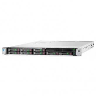 Server HP ProLiant DL360 G9 1U 2 x Intel Xeon Hexa Core E5-2620 V3 2.4GHz-3.2GHz, 64GB DDR4/2133P ECC Reg, 4 x 600GB HDD SAS/10K, Raid Controller HP P440ar/2GB, 2port 10Gb 533FLR-T + 4 x Gigabit, iLO 4 Advanced, 2xSurse HS