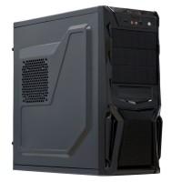 Sistem PC, Intel Core i5-2400 3.10 GHz, 8GB DDR3, 120GB SSD, Placa video RX 580 8GB GDDR5 DVD-RW, CADOU Tastatura + Mouse
